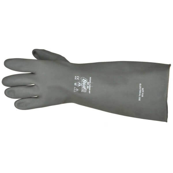 "Best Chloro-Flex II 18"" Neoprene Gloves"
