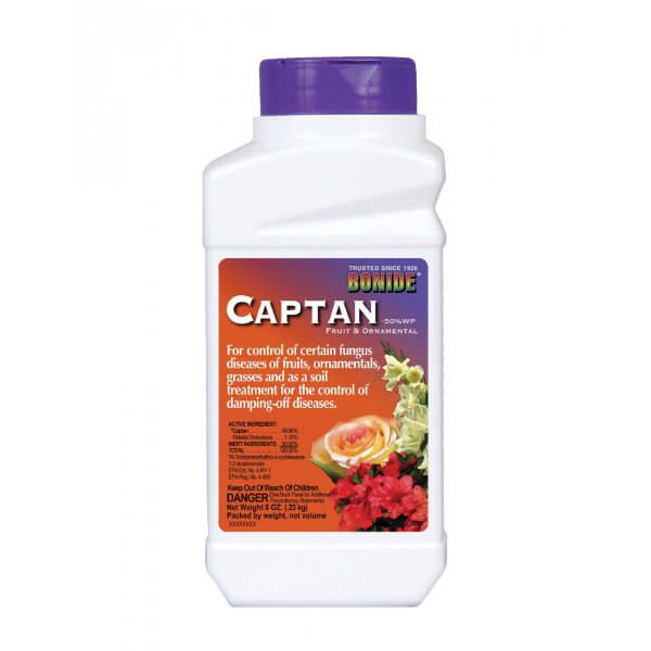 Bonide Captan 50% WP EPA #4-459 - Chemical