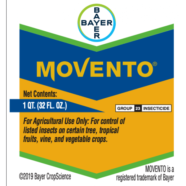 Movento (spirotetramat) - Insecticide