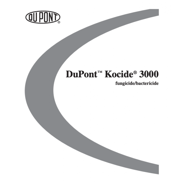 DuPont Kocide 3000 Dry Flowable (copper hydroxide) - 4 lbs.