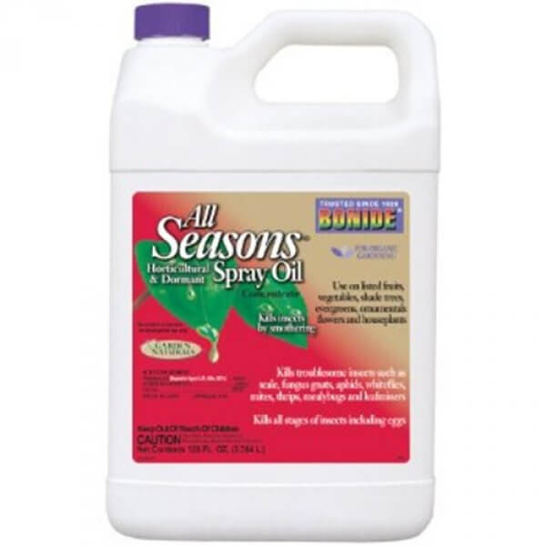 All Season Horticultural Spray Oil EPA# 4-80