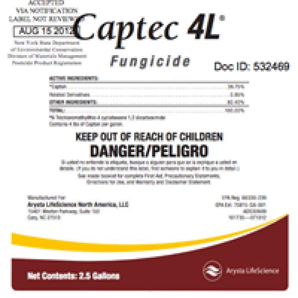 Captec 4L (captan)