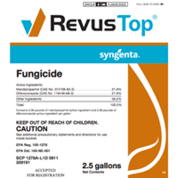 Revus Top (difenoconazole + mandipropamid)