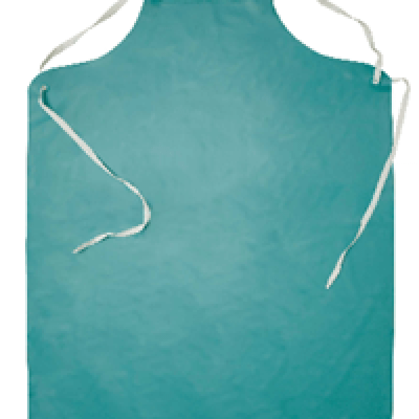 Bib Apron Green 44 In. L