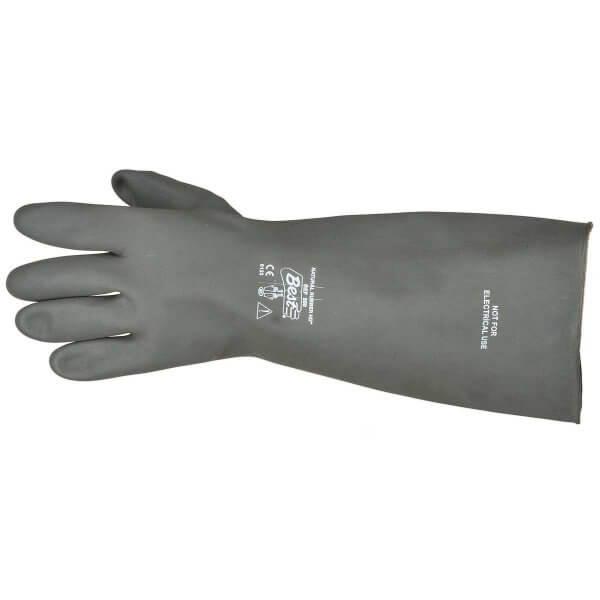 "Best Chloro-Flex II 18"" Neoprene Gloves"