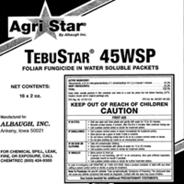 TebuStar 45WSP (tebuconazole)